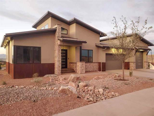 2336 Rabbit Brush Court, Grand Junction, CO 81507 (MLS #20195749) :: CapRock Real Estate, LLC