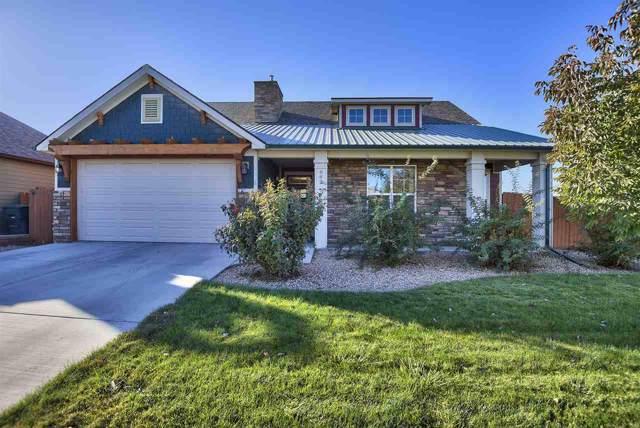 662 Copper Canyon Drive, Grand Junction, CO 81505 (MLS #20195750) :: CapRock Real Estate, LLC