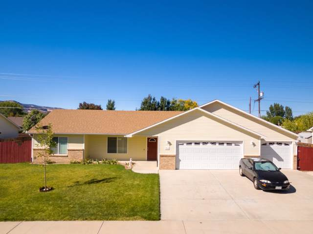 812 Henry Circle, Fruita, CO 81521 (MLS #20195751) :: The Grand Junction Group with Keller Williams Colorado West LLC