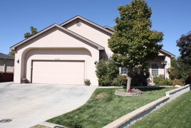 896 Trappers Court, Grand Junction, CO 81506 (MLS #20195758) :: The Christi Reece Group