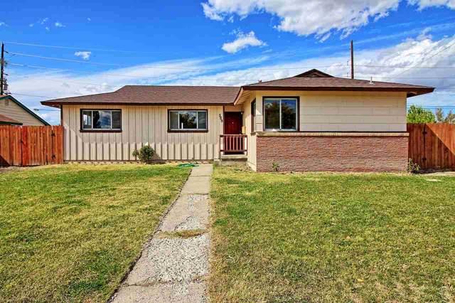 589 N 23rd Street, Grand Junction, CO 81501 (MLS #20195770) :: CapRock Real Estate, LLC