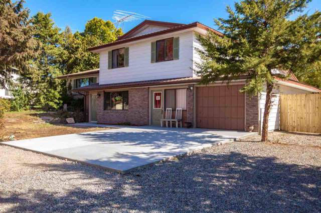 710 Ivanhoe Way, Grand Junction, CO 81506 (MLS #20195772) :: CapRock Real Estate, LLC