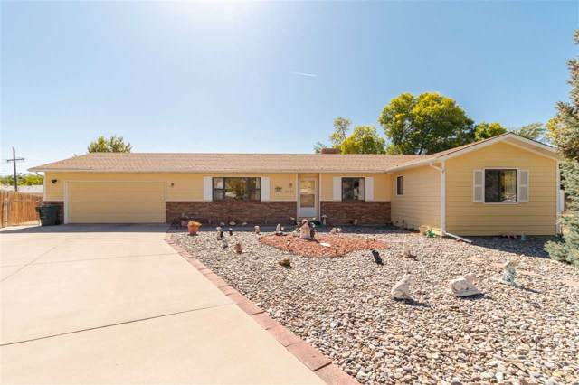 2533 Walnut Avenue, Grand Junction, CO 81501 (MLS #20195783) :: CapRock Real Estate, LLC