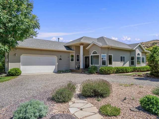 542 Greenwood Drive, Grand Junction, CO 81507 (MLS #20195796) :: CapRock Real Estate, LLC