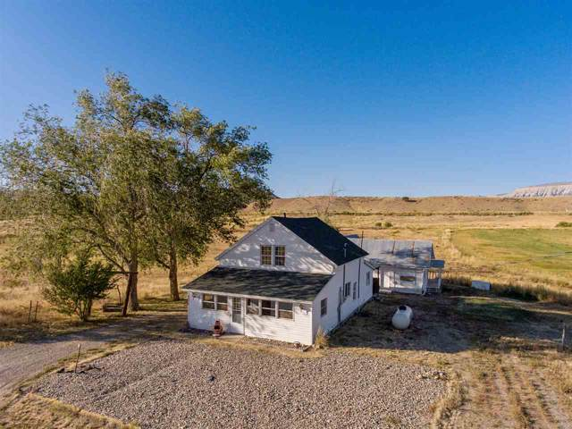4406 44 Road, De Beque, CO 81630 (MLS #20195805) :: The Christi Reece Group