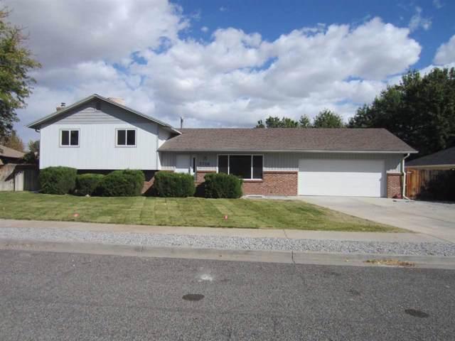 3720 Elderberry Circle, Grand Junction, CO 81506 (MLS #20195810) :: CapRock Real Estate, LLC