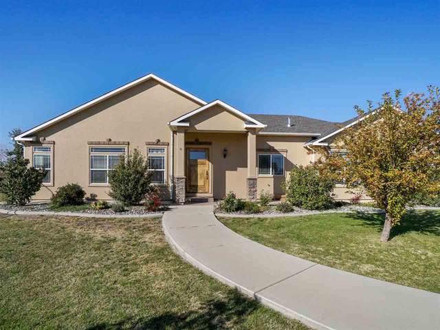 931 22 1/2 Road, Grand Junction, CO 81505 (MLS #20195814) :: CapRock Real Estate, LLC
