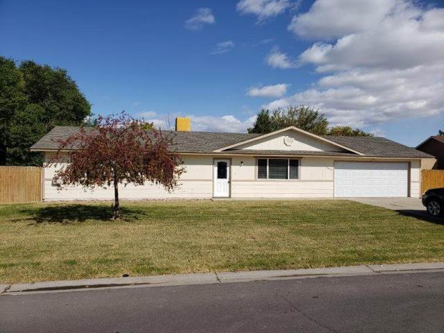 2808 Monroe Court, Grand Junction, CO 81503 (MLS #20195818) :: The Christi Reece Group