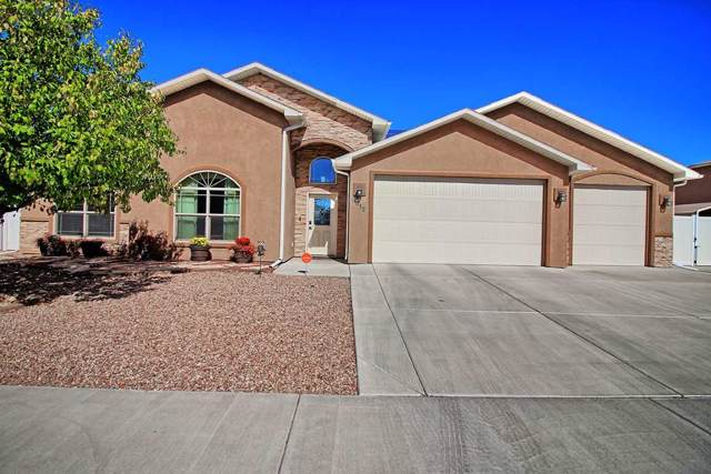 2912 Brook View Lane, Grand Junction, CO 81503 (MLS #20195820) :: The Grand Junction Group with Keller Williams Colorado West LLC