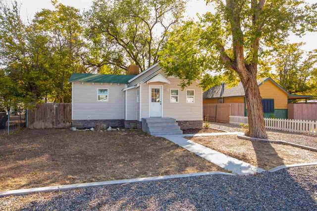 1646 Dolores Street, Grand Junction, CO 81503 (MLS #20195827) :: The Grand Junction Group with Keller Williams Colorado West LLC