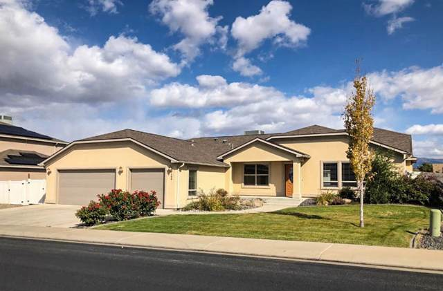 164 Winter Hawk Drive, Grand Junction, CO 81503 (MLS #20195833) :: The Grand Junction Group with Keller Williams Colorado West LLC