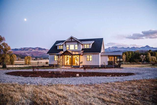 1676 County Road 24, Ridgway, CO 81432 (MLS #20195835) :: The Christi Reece Group