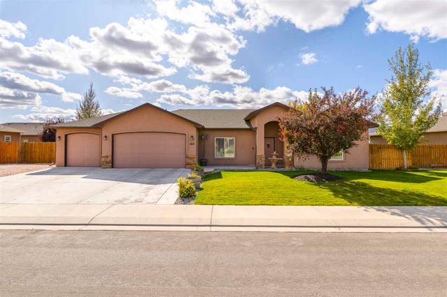 1162 Woodland Avenue, Fruita, CO 81521 (MLS #20195838) :: CapRock Real Estate, LLC