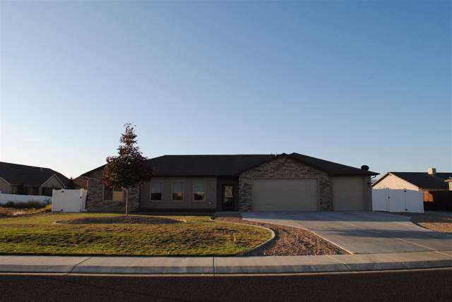 2987 Lurvey Lane, Grand Junction, CO 81504 (MLS #20195842) :: CapRock Real Estate, LLC