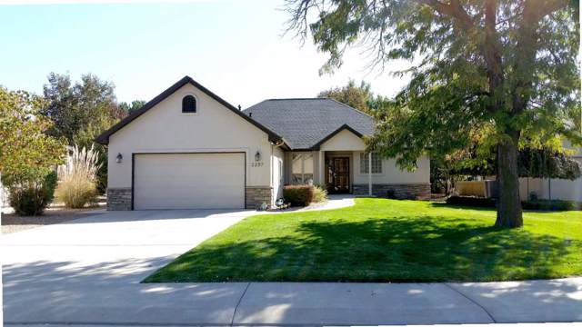 2257 Cortina Court, Grand Junction, CO 81506 (MLS #20195853) :: CapRock Real Estate, LLC
