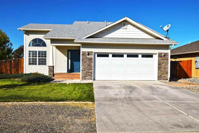 3145 Dublin Way, Grand Junction, CO 81504 (MLS #20195860) :: CapRock Real Estate, LLC