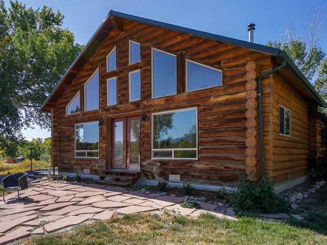 3453 Grand Valley Canal Road, Palisade, CO 81520 (MLS #20195861) :: The Danny Kuta Team