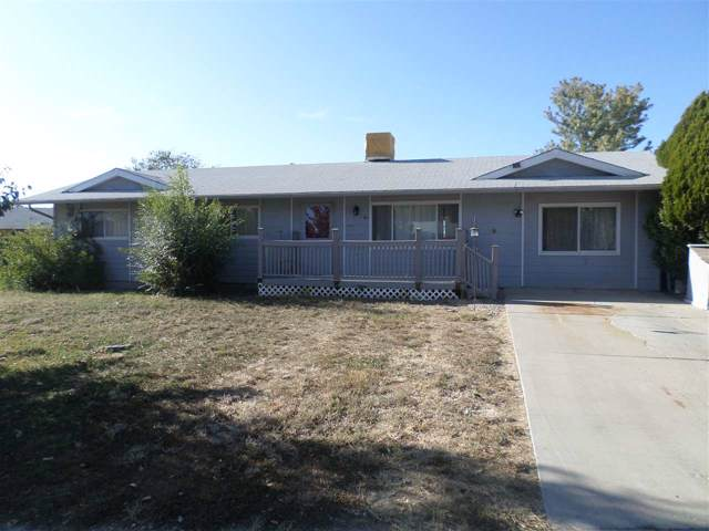 323 E Concord Drive, Fruita, CO 81521 (MLS #20195863) :: The Grand Junction Group with Keller Williams Colorado West LLC