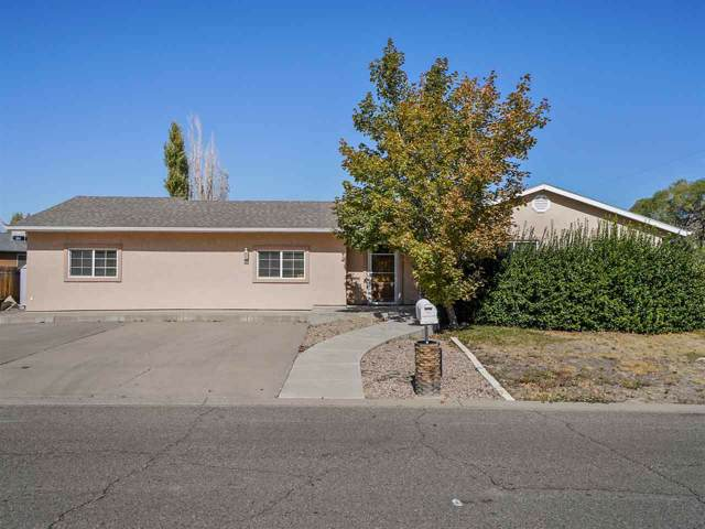 3198 Jamison Avenue, Grand Junction, CO 81504 (MLS #20195869) :: The Christi Reece Group
