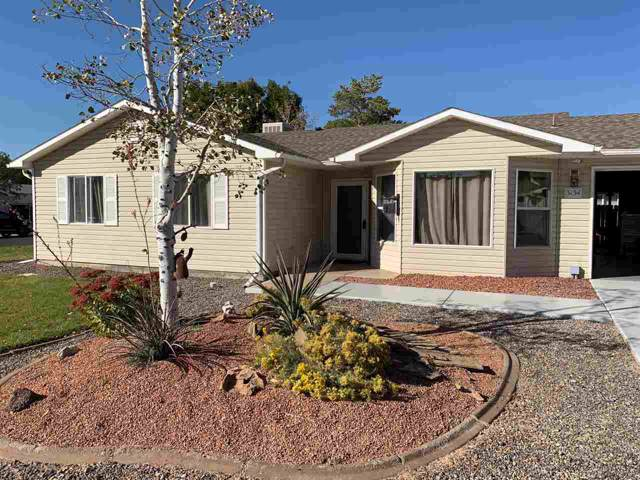 3134 Teal Court, Grand Junction, CO 81504 (MLS #20195875) :: The Christi Reece Group