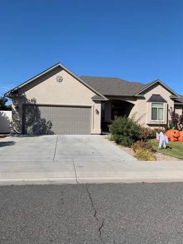 3170 Stoneburro Drive, Grand Junction, CO 81504 (MLS #20195879) :: CapRock Real Estate, LLC