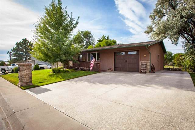 150 Willowbrook Road, Grand Junction, CO 81506 (MLS #20195895) :: The Christi Reece Group