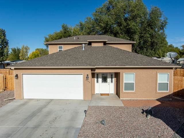 3266 Sagewood Court, Clifton, CO 81520 (MLS #20195896) :: The Christi Reece Group
