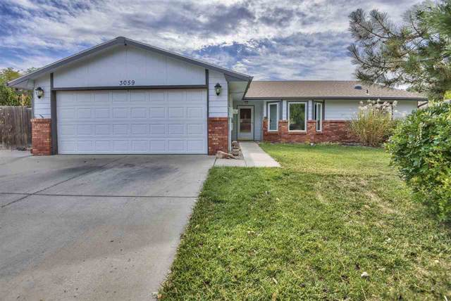 3059 Avalon Drive, Grand Junction, CO 81504 (MLS #20195906) :: The Christi Reece Group