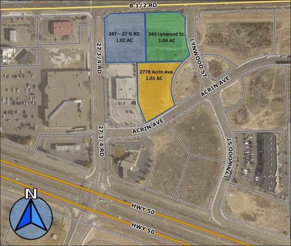 247 27 3/4 Road 1 Lot, Grand Junction, CO 81503 (MLS #20195913) :: The Grand Junction Group with Keller Williams Colorado West LLC