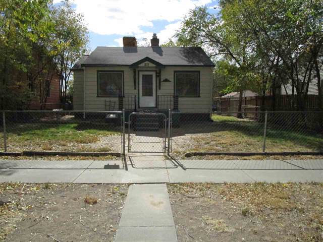 231 & 231 1/2 Belford Avenue, Grand Junction, CO 81501 (MLS #20195919) :: The Christi Reece Group