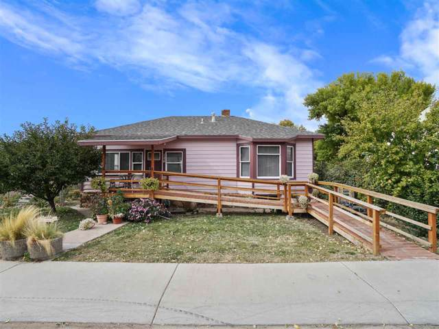 126 S Kluge Avenue, Palisade, CO 81526 (MLS #20195925) :: The Christi Reece Group