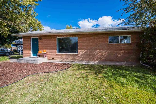 294 W Parkview Drive, Grand Junction, CO 81503 (MLS #20195929) :: The Christi Reece Group
