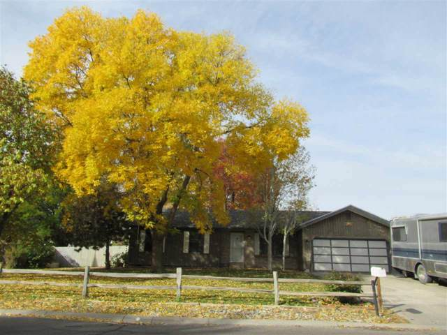 593 31 Road, Grand Junction, CO 81504 (MLS #20195933) :: CapRock Real Estate, LLC