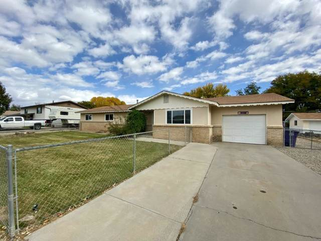 540 Teco Street, Grand Junction, CO 81504 (MLS #20195951) :: The Christi Reece Group