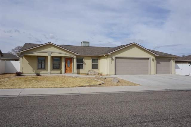 191 Winter Hawk Drive, Grand Junction, CO 81503 (MLS #20195962) :: CapRock Real Estate, LLC