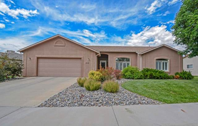 2121 Monument Village Circle, Grand Junction, CO 81507 (MLS #20195987) :: CapRock Real Estate, LLC