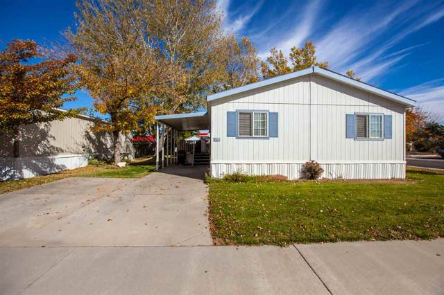 435 32 Road #202, Clifton, CO 81520 (MLS #20195990) :: The Christi Reece Group