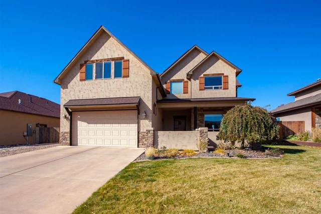 840 Shiraz Drive, Palisade, CO 81526 (MLS #20196029) :: The Danny Kuta Team