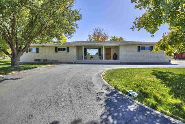 782 26 1/2 Road, Grand Junction, CO 81506 (MLS #20196039) :: The Christi Reece Group