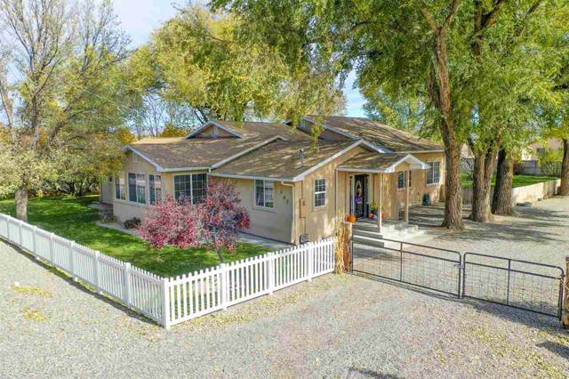 582 S Maple Street, Fruita, CO 81521 (MLS #20196042) :: The Grand Junction Group with Keller Williams Colorado West LLC