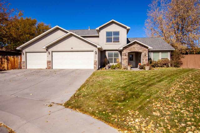 3014 Regal Glen Court, Grand Junction, CO 81504 (MLS #20196050) :: The Christi Reece Group