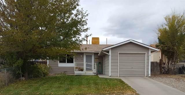 523 Garland Street, Clifton, CO 81520 (MLS #20196072) :: CapRock Real Estate, LLC