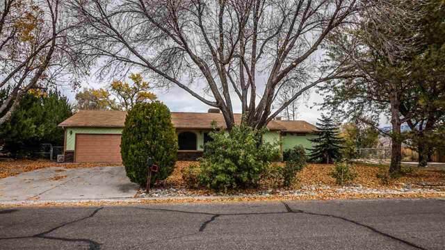 582 31 Road, Grand Junction, CO 81504 (MLS #20196073) :: CapRock Real Estate, LLC
