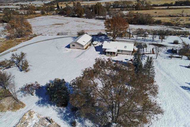 9992 Highway 65, Mesa, CO 81643 (MLS #20196096) :: The Grand Junction Group with Keller Williams Colorado West LLC