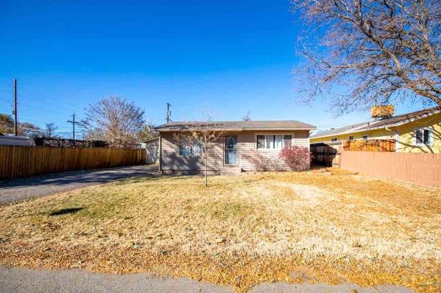 555 28 3/4 Road, Grand Junction, CO 81501 (MLS #20196098) :: The Grand Junction Group with Keller Williams Colorado West LLC