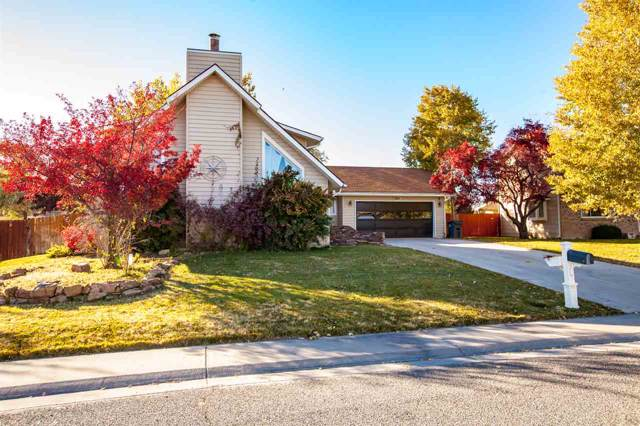 617 W Indian Creek Road, Grand Junction, CO 81506 (MLS #20196111) :: The Grand Junction Group with Keller Williams Colorado West LLC