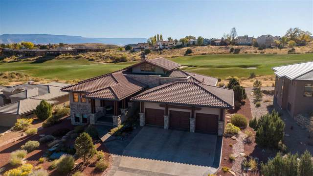 370 High Desert Road, Grand Junction, CO 81507 (MLS #20196167) :: The Grand Junction Group with Keller Williams Colorado West LLC