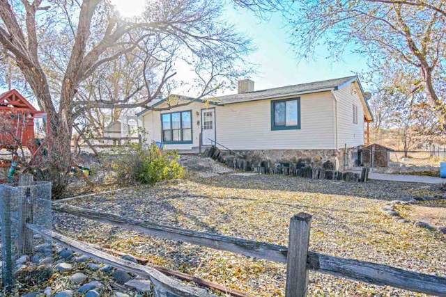 191 Kannah Creek Road, Whitewater, CO 81527 (MLS #20196185) :: The Christi Reece Group