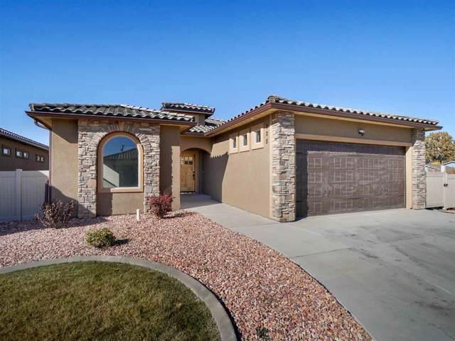 225 Love Mesa Drive, Grand Junction, CO 81503 (MLS #20196189) :: CapRock Real Estate, LLC