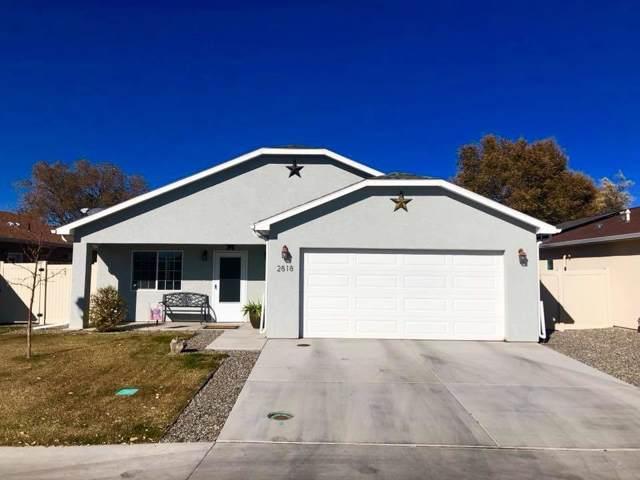 2818 Alta Court, Grand Junction, CO 81501 (MLS #20196193) :: CapRock Real Estate, LLC